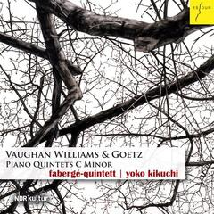 Vaughan Williams & Goetz: Piano Quintes C Minor