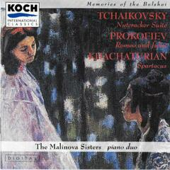 Malinova Sisters, Piano-duo: Tchaikovsky: Nutcracker Suite; Prokofiev: Romeo And Juliet Suite; Etc.