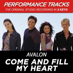 Come and Fill My Heart (Performance Tracks) - EP