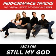 Still My God (Performance Tracks) - EP
