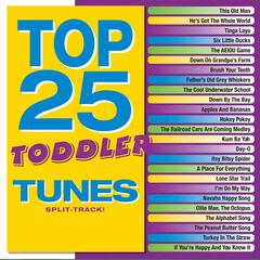 Top 25 Toddler Tunes (Split Track)