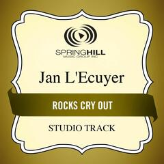 Rocks Cry Out (Studio Track)