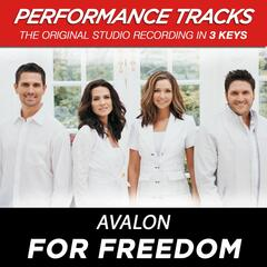 For Freedom (Performance Tracks) - EP