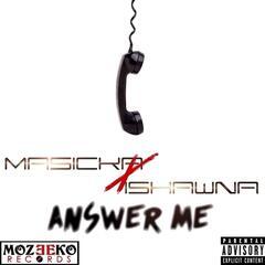 Answer Me - Single