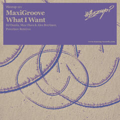 MaxiGroove + What I Want
