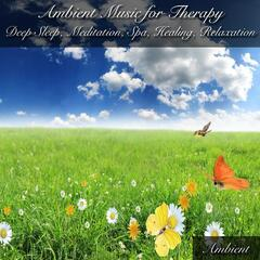 Ambient Music for Therapy Deep Sleep, Meditation, Spa, Healing, Relaxation