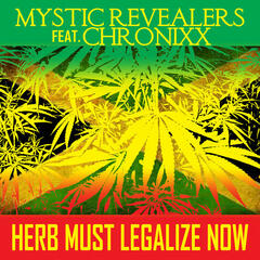 Herb Must Legalize Now - Single
