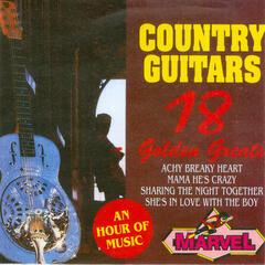 Country Guitars - 18 Golden Greats