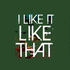 I Like It Like That - Single