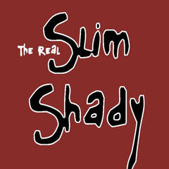 The Real Slim Shady - Single