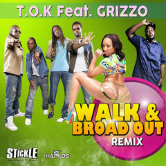 Walk & Broad Out (Remix) - Single