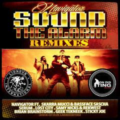Sound the Alarm Remixes (feat. Skarra Mucci & Bassface Sascha)