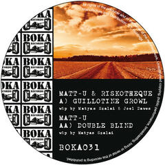 Guillotine Growl / Double Blind – Single