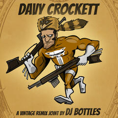 Davy Crockett Vintage Remix