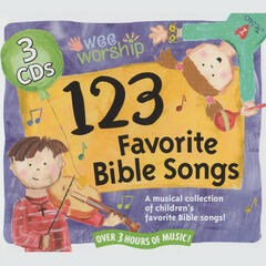 123 Favorite Bible Songs