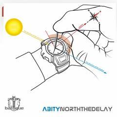 North the Delay