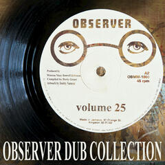 Observer Dub Collection Vol. 25
