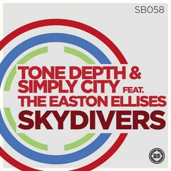 Skydivers (feat. The Easton Ellises)