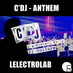 C'dj Anthem - Single