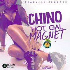 Hot Gal Magnet - Single