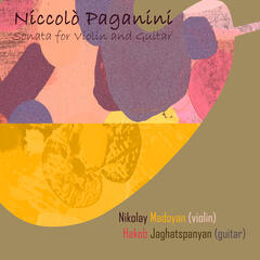 Niccolo Paganini Sonata for Violin and Guitar