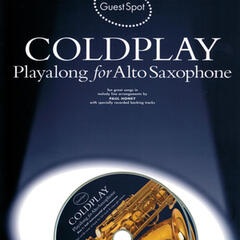 Playalong for Alto Saxophone: Coldplay
