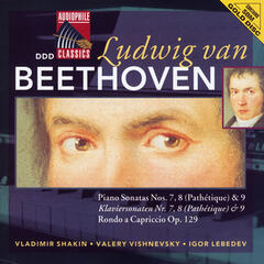 Beethoven: Piano Sonatas No. 7, 8 & 9