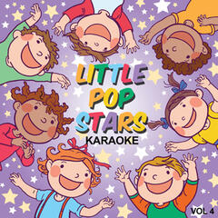Little Pop Stars Karaoke, Vol. 4
