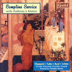 Compline Service with Anthems & Motets