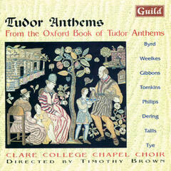 Tudor Anthems - From the Oxford Book of Tudor Anthems