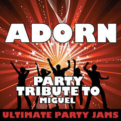 Adorn (Party Tribute to Miguel) - Single