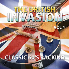 The British Invasion - Classic 60's Backing Tracks, Vol. 4