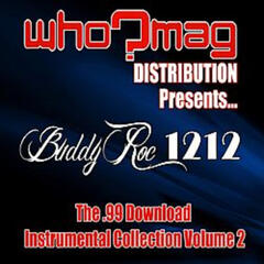 WhoMag Distribution Presents the 99 cent download Instrumental  Collection Volume 2