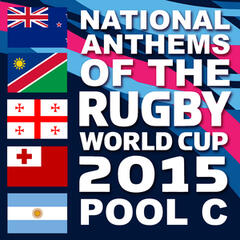 National Anthems of the 2015 Rugby World Cup Pool C