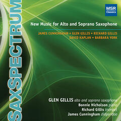 Sax Spectrum 1: New Music for Alto and Soprano Saxophone