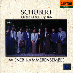 Schubert: Octet in F Major, D.803 Op.166