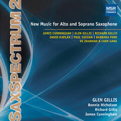 Sax Spectrum 2: New Music for Alto and Soprano Saxophone