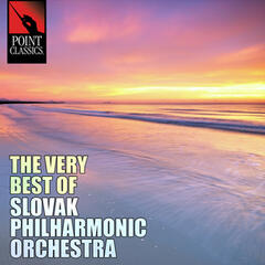 The Very Best of Slovak Philharmonic Orchestra - 50 Tracks