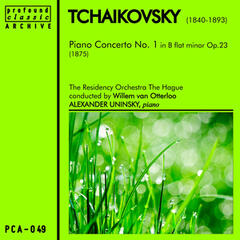 Tchaikovsky: Concert for Piano in B-Flat Minor, Op. 23