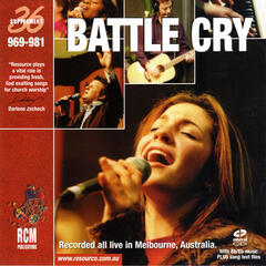 Battle Cry – Live Worship Collection