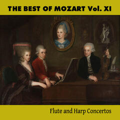 The Best of Mozart Vol. XI, Flute and Harp Concertos