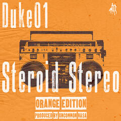 Steroid Stereo (Orange Edition)