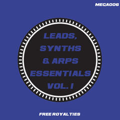 Leads,Synths & Arps Essentials Vol. 1