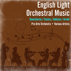 English Light Orchestral Music