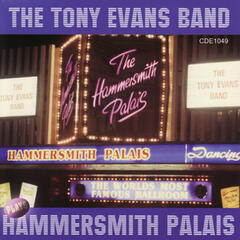 The Tony Evans Band Plays Hammersmith Palais