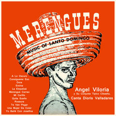 Merengues, Music Of Santo Domingo (Remastered)