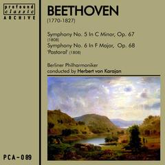 Beethoven Symphonies No. 5 & No. 6