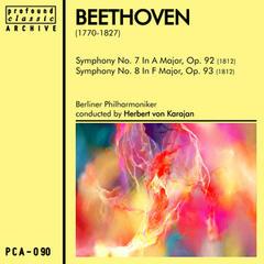 Beethoven Symphonies No. 7 & No. 8