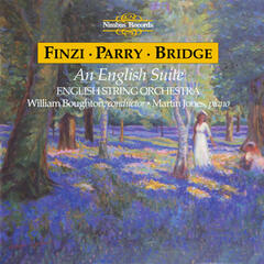 Finzi, Parry & Bridge: An English Suite