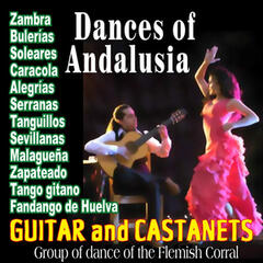 Guitar And Castanets Vol.2, Dances Of Andalusia
